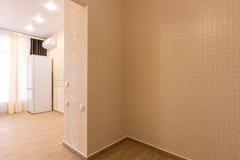 El interior de los cuartos renovados Fotografía de archivo libre de regalías