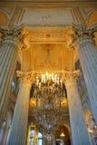 El interior del palacio del invierno Foto de archivo