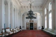 El interior del palacio Sitorai Khosa Fotos de archivo