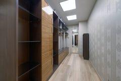 El interior del pasillo Imágenes de archivo libres de regalías