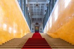El interior el ermita del estado, de un museo de arte y de la cultura fotografía de archivo libre de regalías
