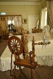 El interior y el arte se opone en una casa de campo hermosa cerca de Leeds West Yorkshire que no sea una propiedad de confianza n fotografía de archivo libre de regalías