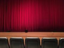 El ir al teatro foto de archivo libre de regalías