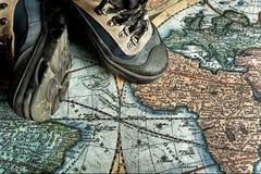 El ir de excursión Foto de archivo libre de regalías