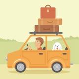 El ir el vacaciones Foto de archivo libre de regalías