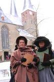 El ir a la iglesia fotos de archivo libres de regalías