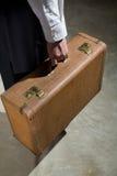 El irse Imagen de archivo libre de regalías