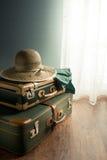 El irse por vacaciones de verano Fotografía de archivo libre de regalías