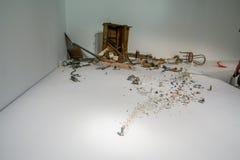 El ` Italia de Viva Arte Viva del ` de Venezia de los di de Bienal imagen de archivo libre de regalías
