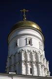 El Ivan el gran complejo de la Alarma-Torre Imágenes de archivo libres de regalías