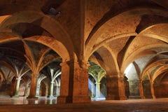 El Jadida Cistern, Morocco Stock Photo