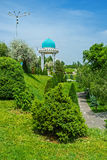 El jardín conmemorativo imágenes de archivo libres de regalías