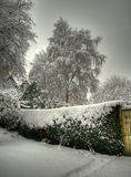 El jardín secreto foto de archivo libre de regalías