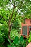 El jardín tailandés del estilo Fotos de archivo libres de regalías