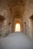 El Jem, Тунис Стоковое Фото