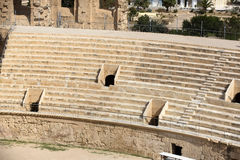 EL Jem Coliseum Imagens de Stock Royalty Free