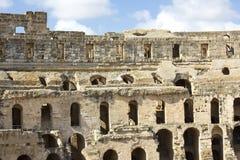 EL Jem Coliseum Fotos de Stock