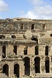 EL Jem Coliseum Fotografia de Stock
