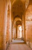 El Jem Colosseum Arkivfoton