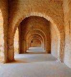 EL Jem Tunísia foto de stock
