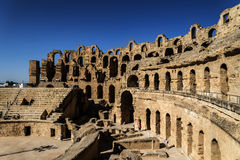 El Jem Tunisia Stock Images