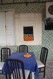 El-Jem Tunisia. Medina cafe Royalty Free Stock Photography