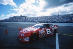 El Jr Conductor de NASCAR fotografía de archivo