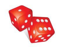 El juego corta en cuadritos Foto de archivo