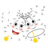 El juego de los puntos, alarmas Fotos de archivo libres de regalías
