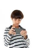 El jugar Foto de archivo libre de regalías