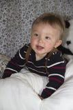 El jugar del bebé Fotografía de archivo libre de regalías