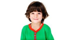 El jugar del niño pequeño Foto de archivo