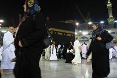 El Kaaba santo Fotografía de archivo libre de regalías