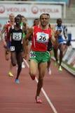 EL Kaam - atletismo di Fouad Fotografia Stock Libera da Diritti