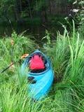 El Kayaking Fotografía de archivo libre de regalías
