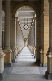 El kolonada de Mlynska en Karlovy varía Foto de archivo libre de regalías