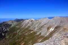 El Koncheto épico Ridge Imagen de archivo libre de regalías