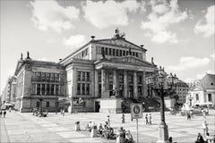 El Konzerthaus foto de archivo libre de regalías