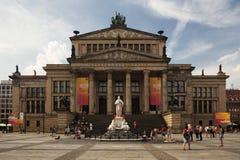 El Konzerthaus Berlín imágenes de archivo libres de regalías
