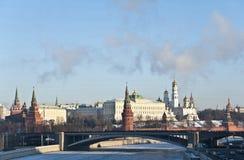 El Kremlin Imagenes de archivo