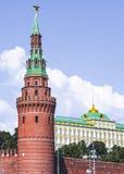 El Kremlin Fotografía de archivo libre de regalías