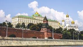 El Kremlin Foto de archivo libre de regalías
