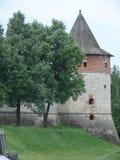 El Kremlin antiguo Imágenes de archivo libres de regalías