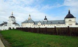 El Kremlin de la pequeña ciudad de Sviyazhsk, Rusia Foto de archivo libre de regalías