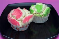 El kukus de Bolu es torta tradicional de Indonesia imagenes de archivo