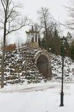 El laberinto de piedra Fotografía de archivo libre de regalías