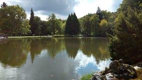 El lago Fotos de archivo libres de regalías