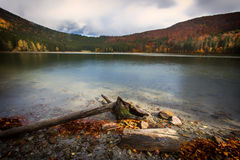 El lago Imagen de archivo libre de regalías