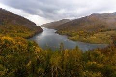 El lago Imagenes de archivo