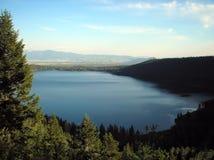 El lago Fotos de archivo
